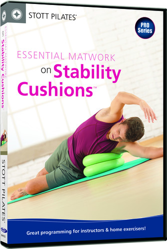 Essential Matwork on Stability Cushions