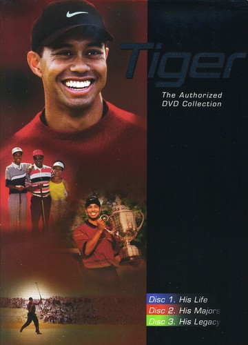 Tiger: The Authorized DVD Collection [3 Discs] [Gift Set] [Full Frame]