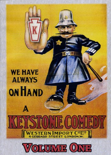 Keystone Comedies Vol 1