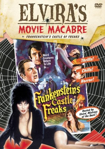 Frankenstein's Castle Of Freaks: Elvira's Movie Macabre