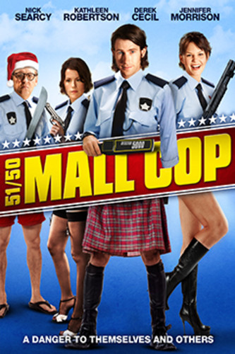 51/ 50: Mall Cop