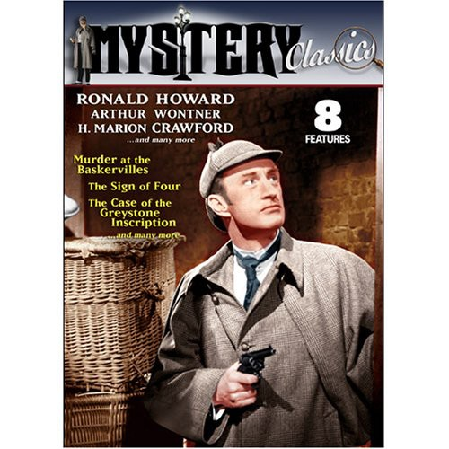 Mystery Classics, Vol. 8 [Digitally Remastered] [Digitally Enhanced] [B&W]
