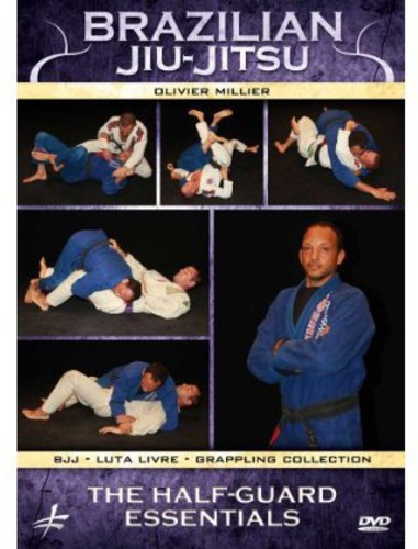 Brazilian Jiu-Jitsu: Half-Guard Essentials