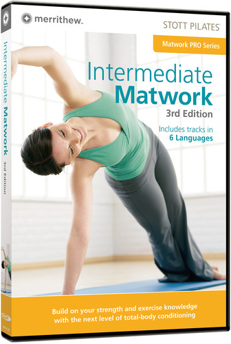 Stott Pilates: Intermediate Matwork 3rd Edition