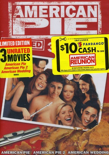 American Pie: Unrated 3-Movie Party Pack