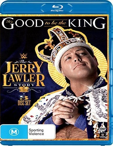 Wwe: Jerry Lawler - It's Good to Be the King [Import]