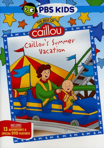 Caillou: Caillou's Summer Vacation