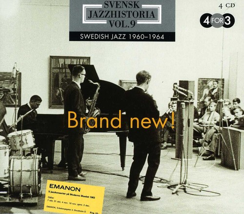 Swedish Jazz History 9: Brand New