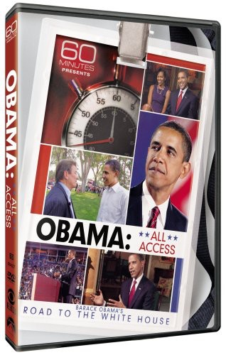 60 Minutes Presents Obama: All Access: The Road to the White House