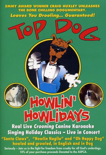 Top Dog-Howlin Howlidays Christmas
