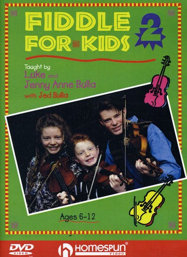 Fiddle For Kids, Vol. 2 [Instructional]
