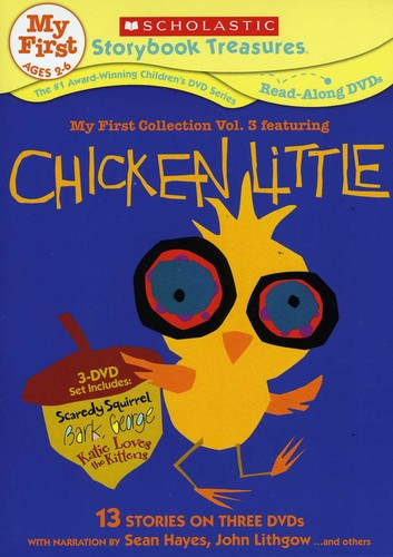My First Scholastic Storybook Treasures: Volume 3 Featuring Chicken