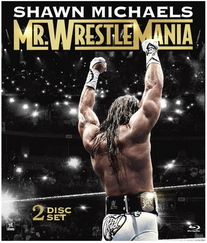 Shawn Michaels Wrestlemania Matches