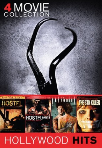 Hostel /  Hostel: Part II /  The Tattooist /  The Hunt for the BTK Killer