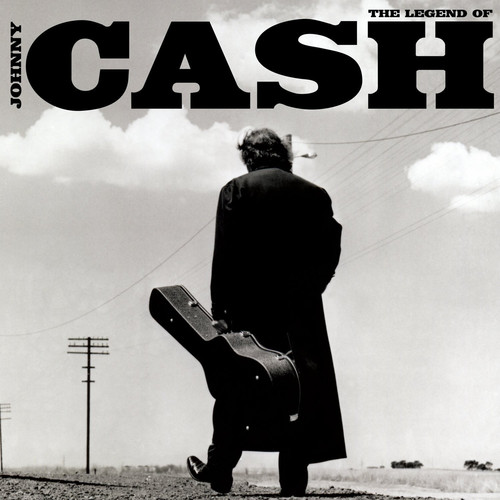 Legend of Johnny Cash [Import]