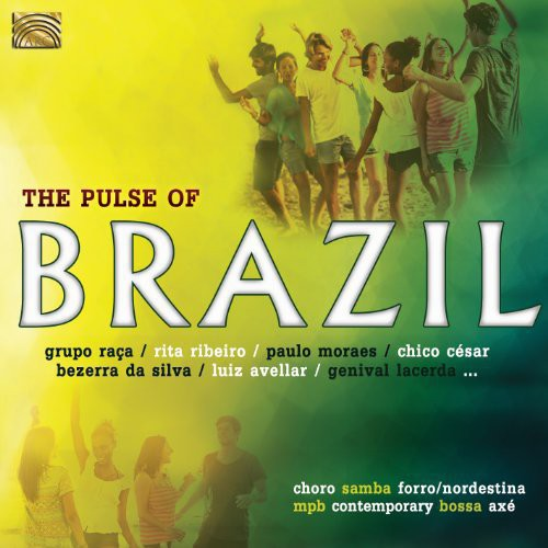 Pulse of Brazil /  Various