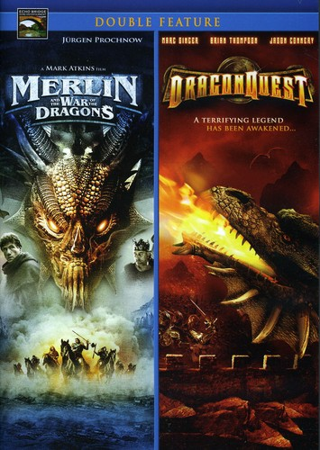 Merlin and the War of the Dragons /  Dragonquest