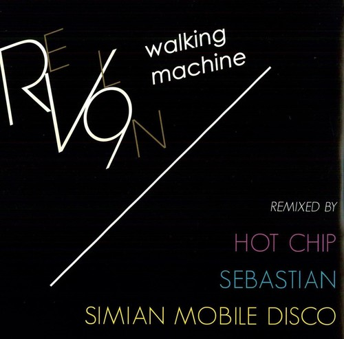 Walking Machine Remixes