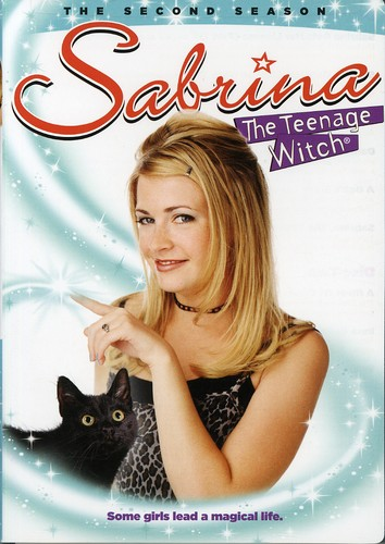 Sabrina Teenage Witch: The Complete Second Season