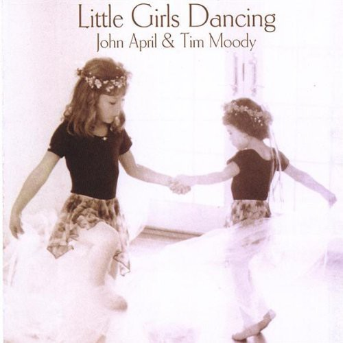 Little Girls Dancing