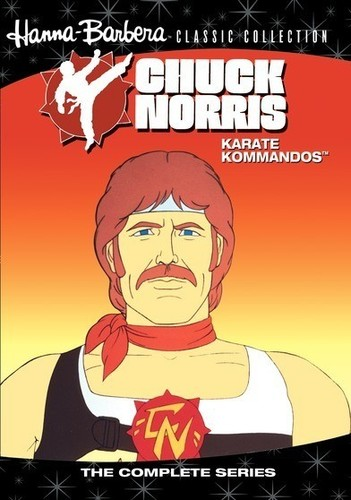 Chuck Norris: Karate Kommandos: The Complete Series
