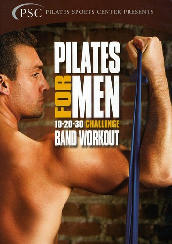 Pilates For Men, Vol. 2: Challenge Band Workout