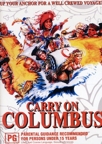 Carry on Columbus [Import]