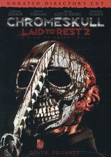 Chromeskull: Laid To Rest 2 [Unrated Version] [Widescreen] [Subtitled]