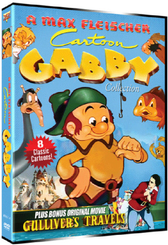 Max Fleischer's Gabby Cartoons Collection