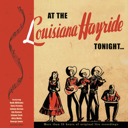 At The Louisiana Hayride Tonight /  Various Artists