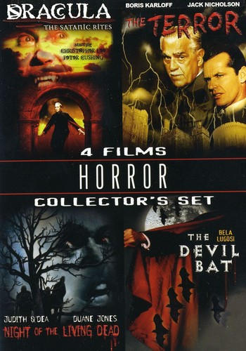 Horror Collector's Set, Vol 2 [Full Frame] [Slimline]