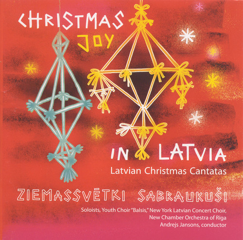 Christmas Joy in Latvia