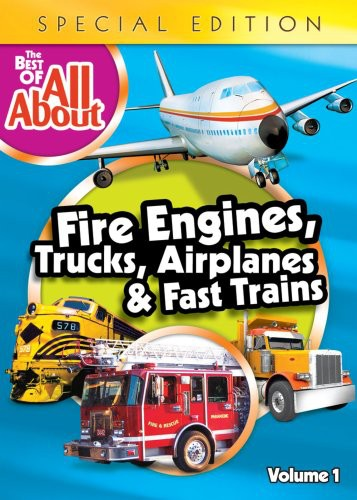 Best of All About Fire Engines Trucks Airplanes