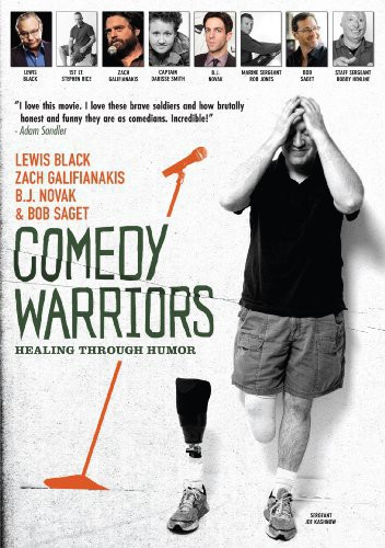 Comedy Warriors: Healing Through Humor