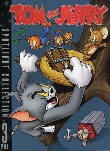 Tom and Jerry: Spotlight Collection: Volume 3