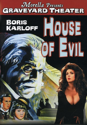 Graveyard Series 3: House of Evil (1968)