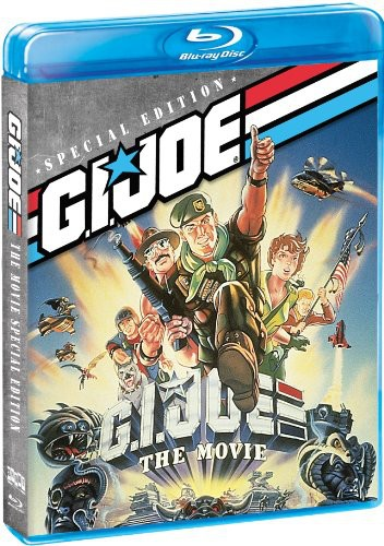 GI Joe A Real American Hero: The Movie [Widescreen] [Full Frame] [With DVD]