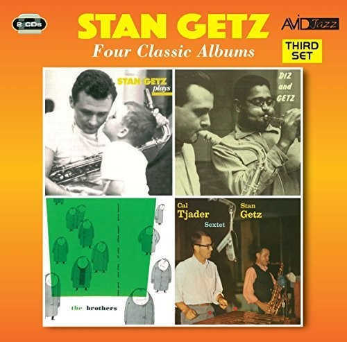 Stan Getz Plays /  Diz & Getz /  Brothers