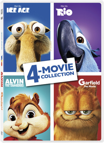 Ice Age /  Rio /  Alvin and the Chipmunks /  Garfield