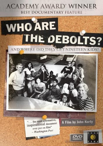 Who Are the DeBolts? and Where Did They Get Nineteen Kids?