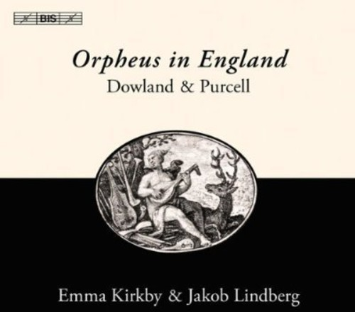 Orpheus in England: Songs & Lute Music
