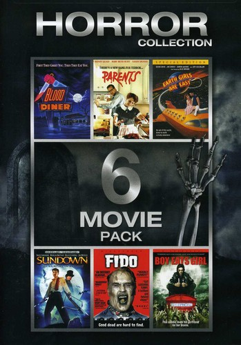 Horror Collection 2: 6 Movie Pack
