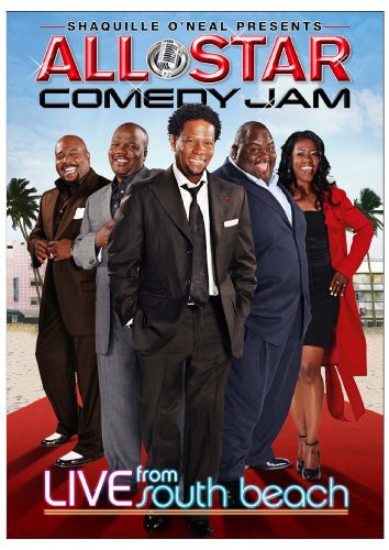 Shaquille O'Neal Presents: All Star Comedy Jam (Limited Edition)