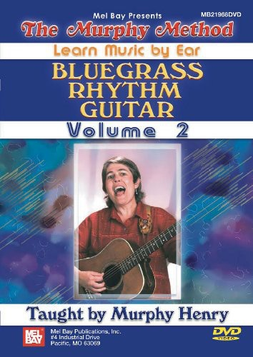 Bluegrass Rhythm Guitar 2