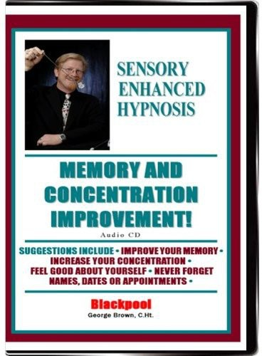 Memory & Concentration Improvement!