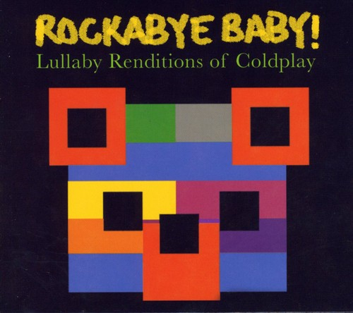 Coldplay Lullaby Renditions