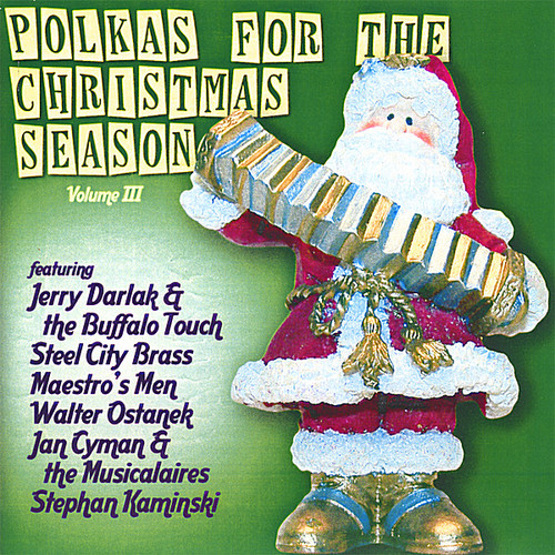 Polkas for Christmas Season 3 /  Various