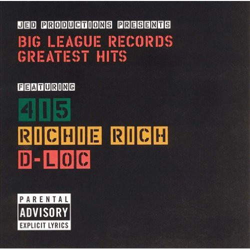 Big League Records Greatist Hits /  Various