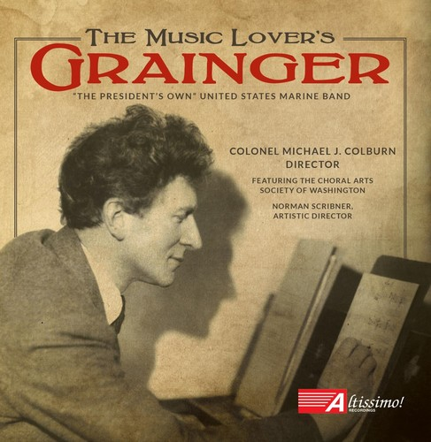 Music Lover's Grainger