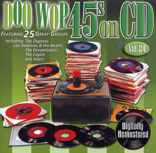 Doo Wop 45's On Cd, Vol. 24
